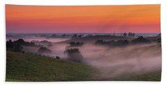 Dawn In Kentucky Hand Towel