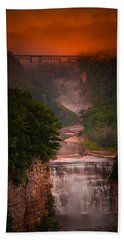 Dawn Inspiration Hand Towel