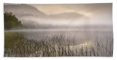 Dawn Mist - Loch Achray 1 Hand Towel