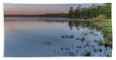 Dawn Over North Bay Hand Towel
