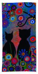 Day Dreamers Bath Towel