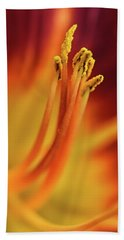 Day Lily Hand Towel