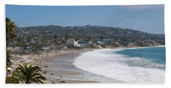 Day On The Beach Hand Towel