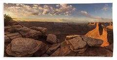 Hand Towel featuring the photograph Daybreak  by Dustin LeFevre