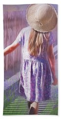 Daydreamer Hand Towel by Wallaroo Images