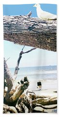 Daydreams And Driftwood Hand Towel