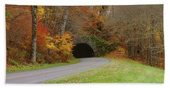 Lickstone Tunnel Hand Towel
