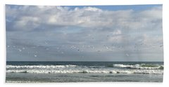 Daytona Beach 3 Bath Towel