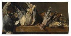 Dead Birds  Hand Towel