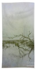 Hand Towel featuring the digital art Dead In The Water by Randy Steele
