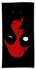 Deadpool Hand Towel
