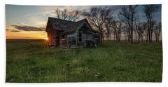 Hand Towel featuring the photograph Dearly Departed by Aaron J Groen