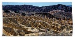 Death Valley 2 Hand Towel