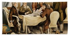 Declaration Committee 1776 Bath Towel