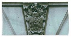 Decorative Keystone Architecture Details C Hand Towel