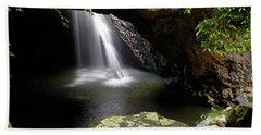 Deep Forest Bath Towel