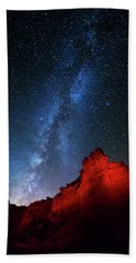 Deep In The Heart Of Texas - 1 Bath Towel by Stephen Stookey