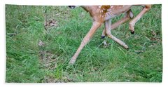 Deer Dance Hand Towel