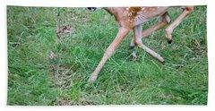 Deer Dance Bath Towel