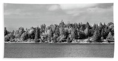 Deer Isle, Maine No. 5-1 Bath Towel