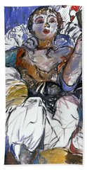 Degas Girl Hand Towel