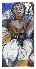 Degas Girl Bath Towel