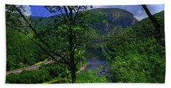 Delaware Water Gap Bath Towel