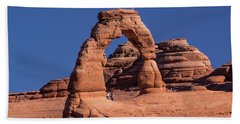 Delicate Arch - 8574 Hand Towel