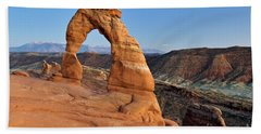 Delicate Arch - D003096 Hand Towel