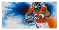 Demaryius Thomas Hand Towel