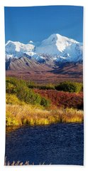 Denali Autumn Bath Towel