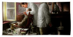Dentist - The Horrors Of War 1917 Hand Towel