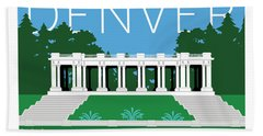 Denver Cheesman Park Bath Towel