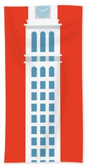 Denver D And F Tower/tall Bath Towel