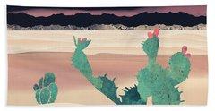Desert Dawn Hand Towel
