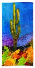 Desert Giant Hand Towel