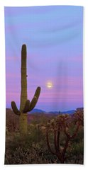 Desert Moon Bath Towel