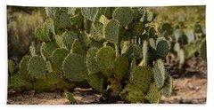 Desert Prickly-pear No6 Bath Towel