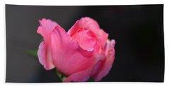 Desert Rose 1 Hand Towel