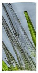 Glass Hand Towel by Anne Rodkin
