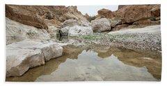 Desert Water Hand Towel