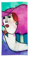 Design Lady Hand Towel