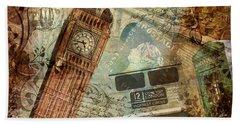 Destination London Hand Towel