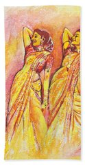 Devdas Dance Bath Towel