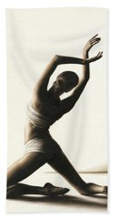 Devotion To Dance Bath Towel