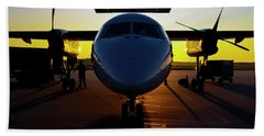 Dhc-8-300 Refueling Hand Towel