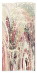 Bath Towel featuring the digital art Abstract No 18 by Robert G Kernodle