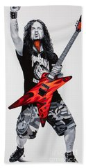Dimebag Forever Bath Towel