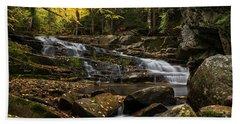 Discovery Falls Autumn Bath Towel