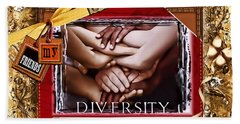 Diversity Hand Towel